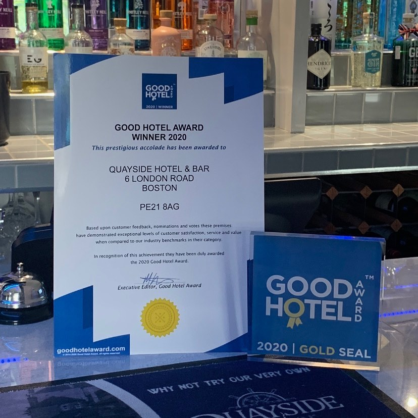 Boston Hotel Award Winner